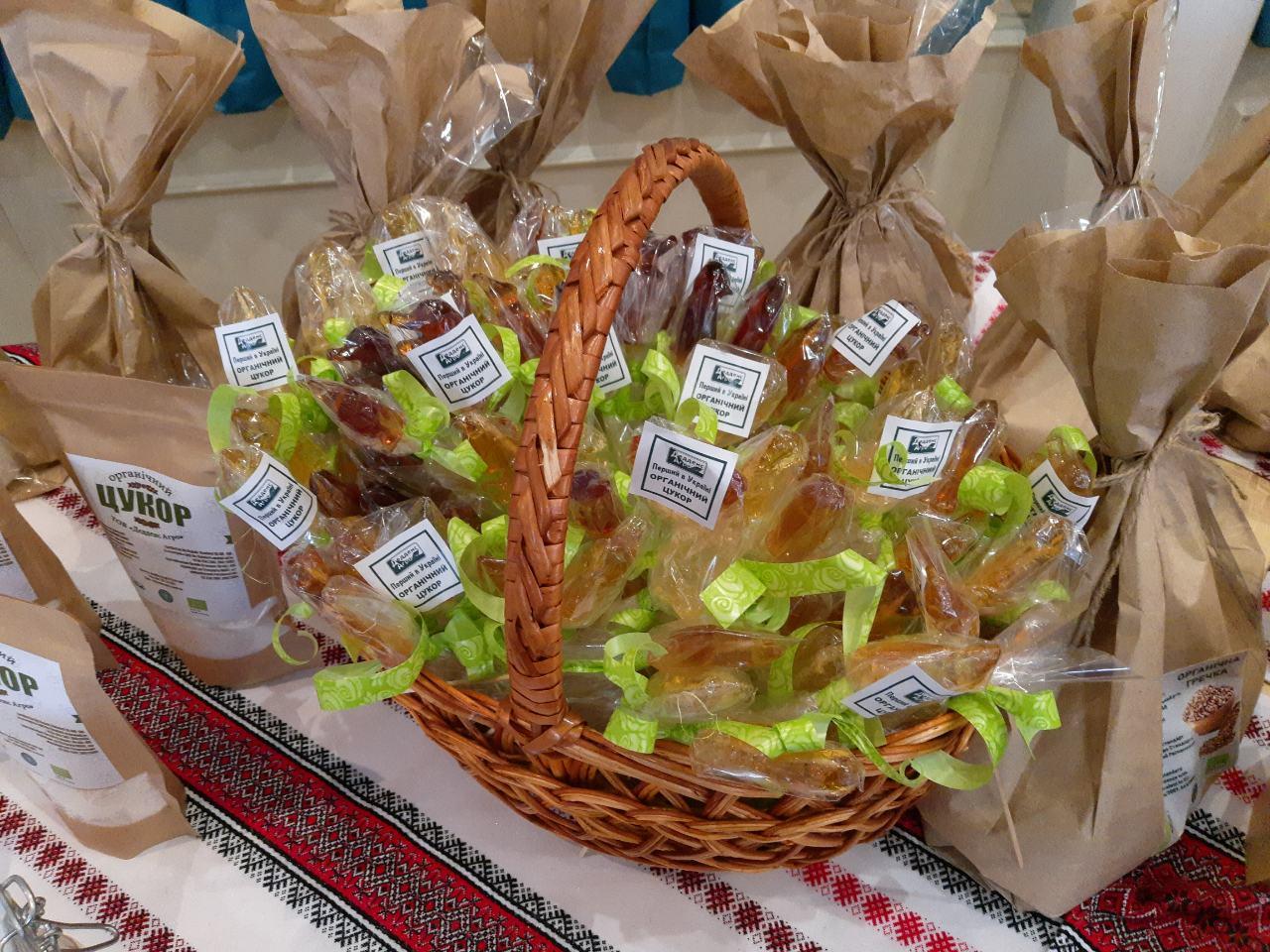В Україні почали виробляти органічний цукор
