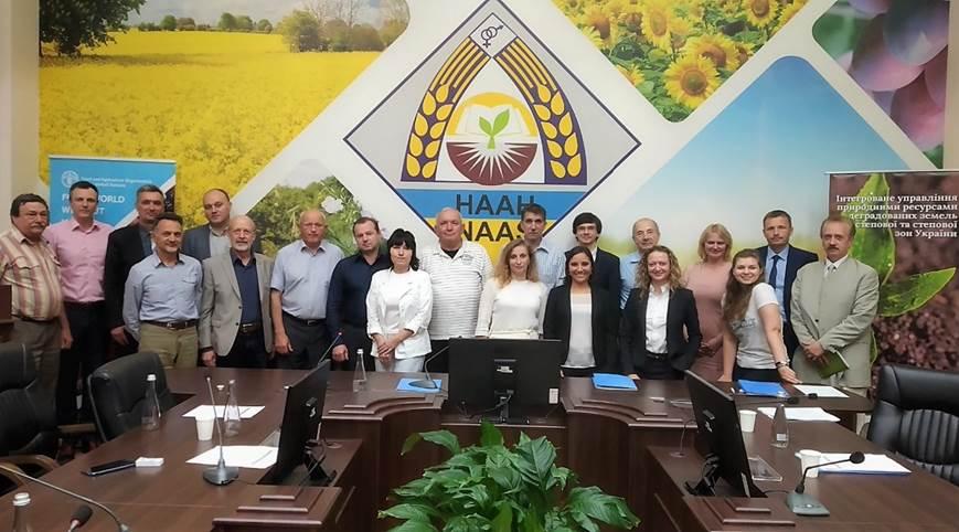 Україна і ФАО об'єднуються для збереження здорових ґрунтів