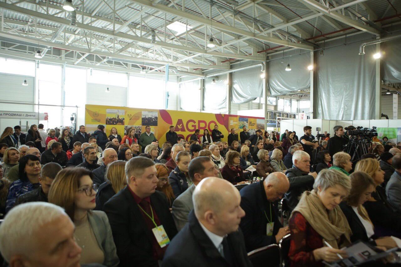 «Агропорт» переформатується в українські агротехнопарки