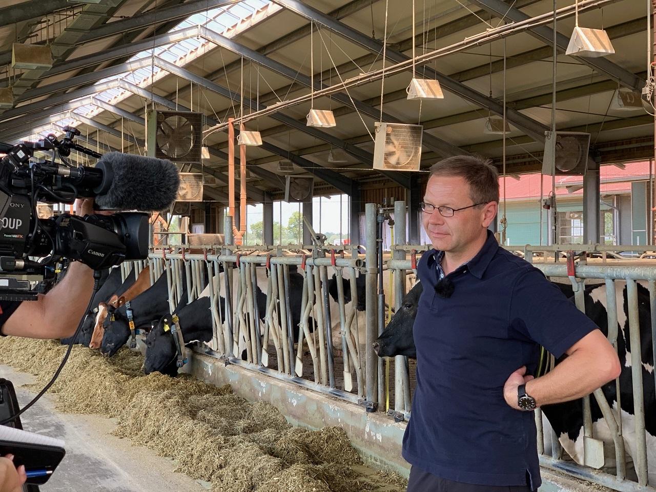 Випробувано Agroexpertом - Побачити світ очима корови