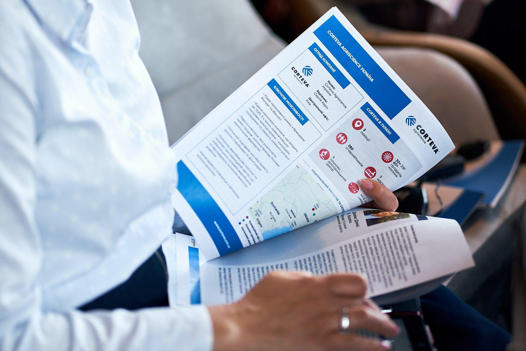 Головний виконавчий директор Corteva Agriscience розповів про глобальні цілі компанії