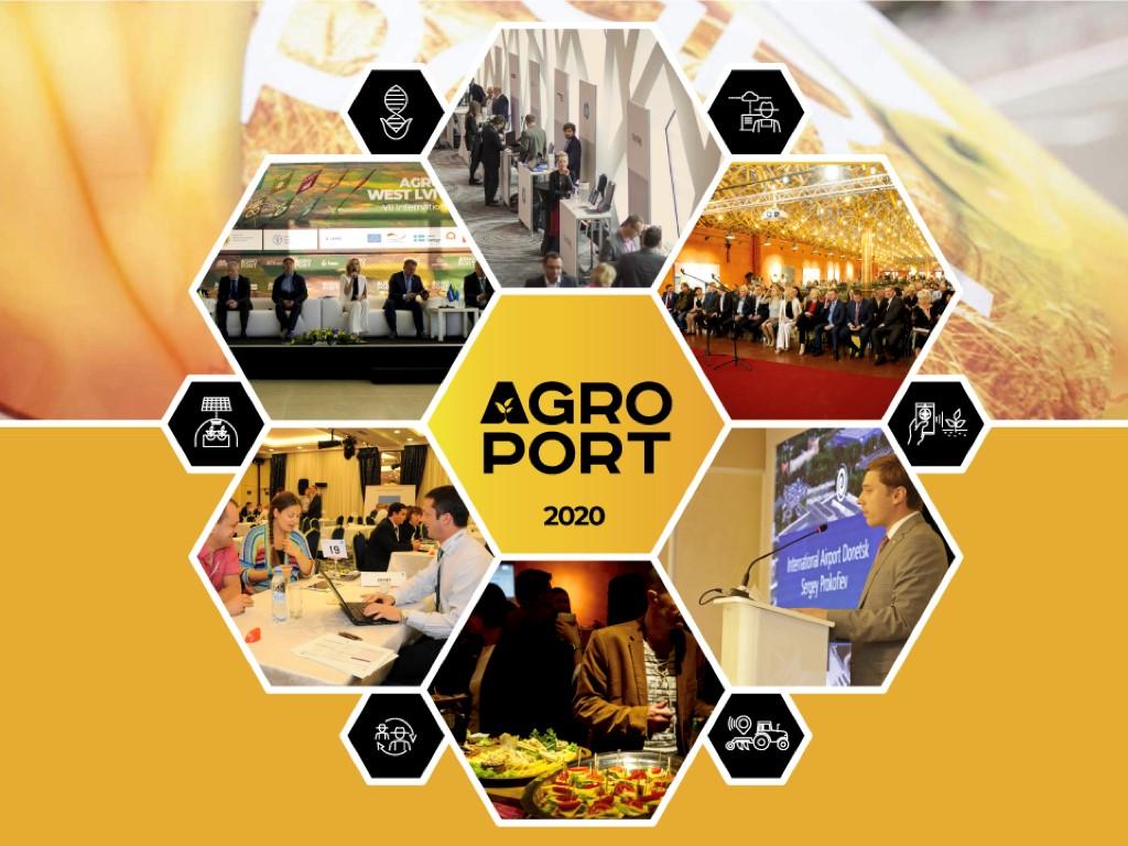 AGROPORT 2020 згуртовує кращих практиків та будує національну екосистему