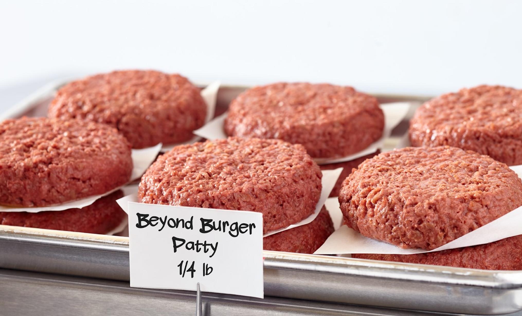 BEYOND MEAT – ГАРНИЙ СПОСІБ ПРОГОДУВАТИ НАШУ ПЛАНЕТУ