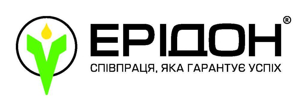 Відтепер у компанії ЕРІДОН новий логотип