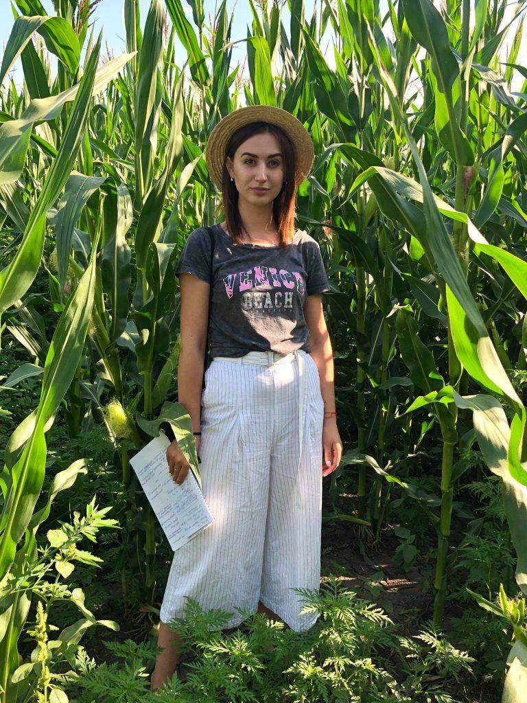 Польова онлайн БОРНЯ кращих молодих агрономів 2020
