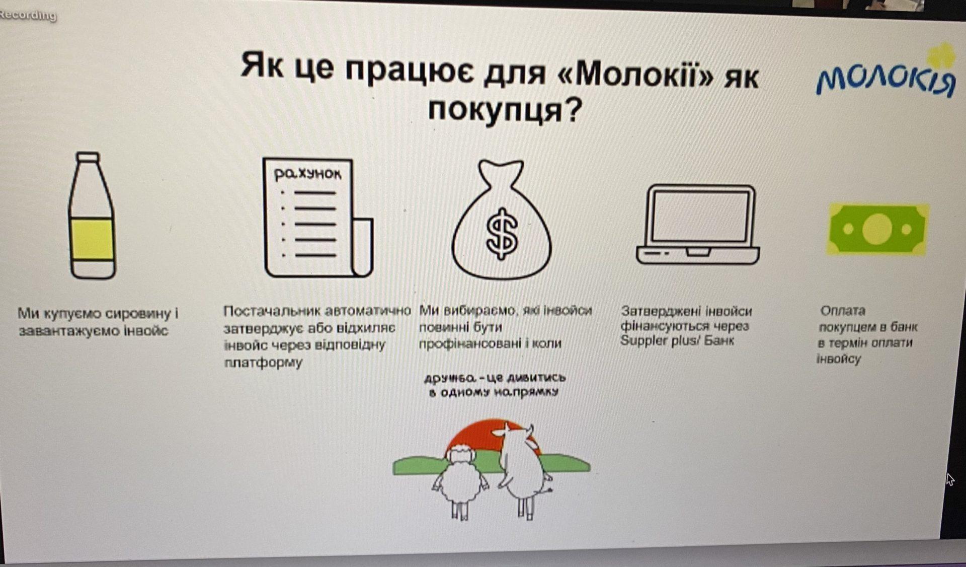 Реверсивний факторинг - фінансування дебіторської заборгованості – набирає обороти на українському ринку