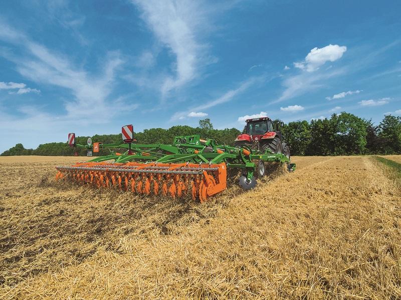 Технологія та засоби механізації чизелювання ґрунту